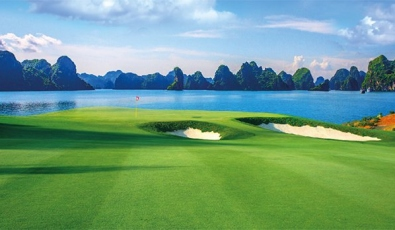 North Vietnam Golf & Ha Long Bay Cruise 7 Days