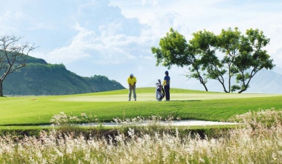 Saigon – Nha Trang – Dalat Golf Package 9 Days