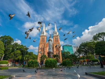 Ho-Chi-Minh-church